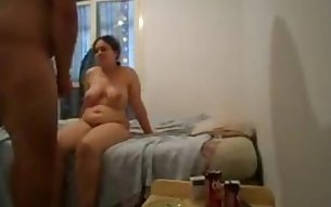 My widow mom is a chubby mature Arabian female who loves sex.