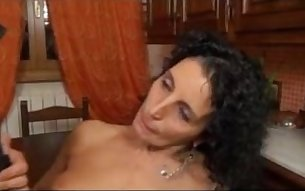 Italian stepmother is very hot