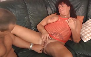 Lewd and rapacious amateur mature ladies are great experts at BJs