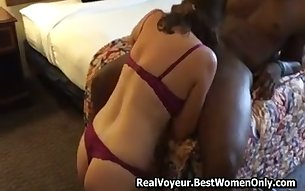 Mature Blows And Fucks Black College BBC Guy Home