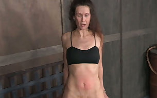 Mature slut Paintoy Emma wants to know what it feels like to be punished