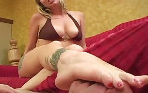 Chubby mature whore pleases sex fantasies and fetishes of this man