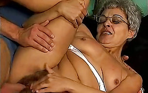 Granny Hardcore G869. Part 2